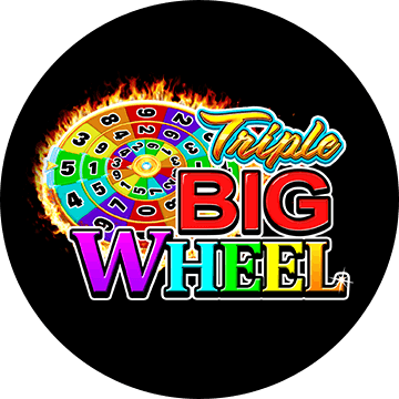 Triple Big Wheel Triple Double Diamond