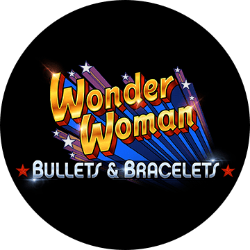 Wonder Woman Bullets & Bracelets